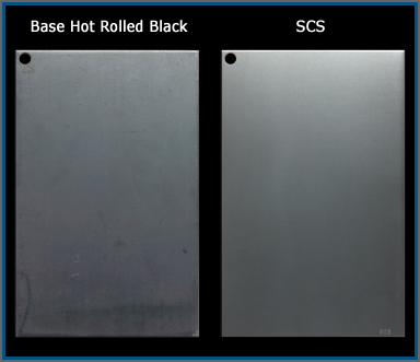 Scs Steel Surface Finish Quality Rivals Cold Rolled Stainless