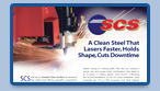 SCS Laser Cutting Application Brochure